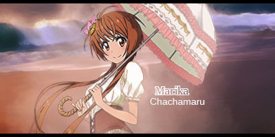 Tachibana Marika Sig - Request from Chachamaru