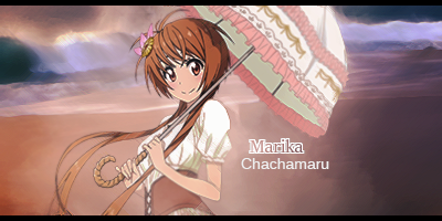 Tachibana Marika Sig - Request from Chachamaru by GenosanGFX