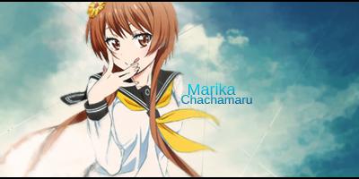 Tachibana Marika Sig v2 - Request by GenosanGFX