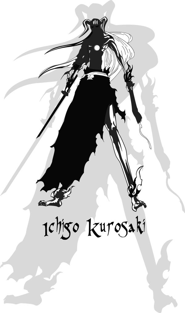 Ichigo Kurosaki New Arrancar by HollowXichigO on DeviantArt