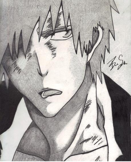 Ichigo Kurosaki Again By HollowXichigO On DeviantArt