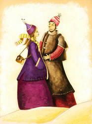 MeL y JameL by kperusita