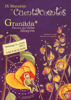 MaratonCuentOs Granada 2011