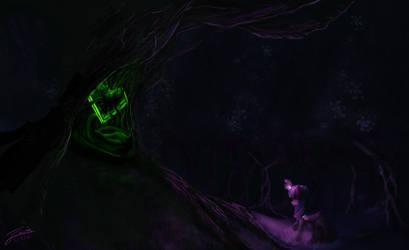 Dark Heart of the Everfree by CyonixCymatro