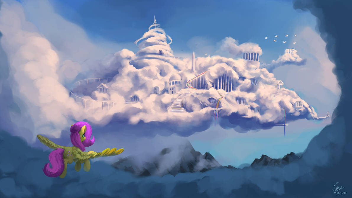 Cloudsdale, City of Weather
