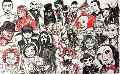 Horror Board