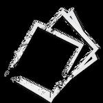 Grunge Polaroid.
