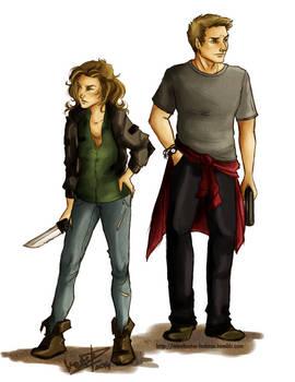 Dean(na) Winchester