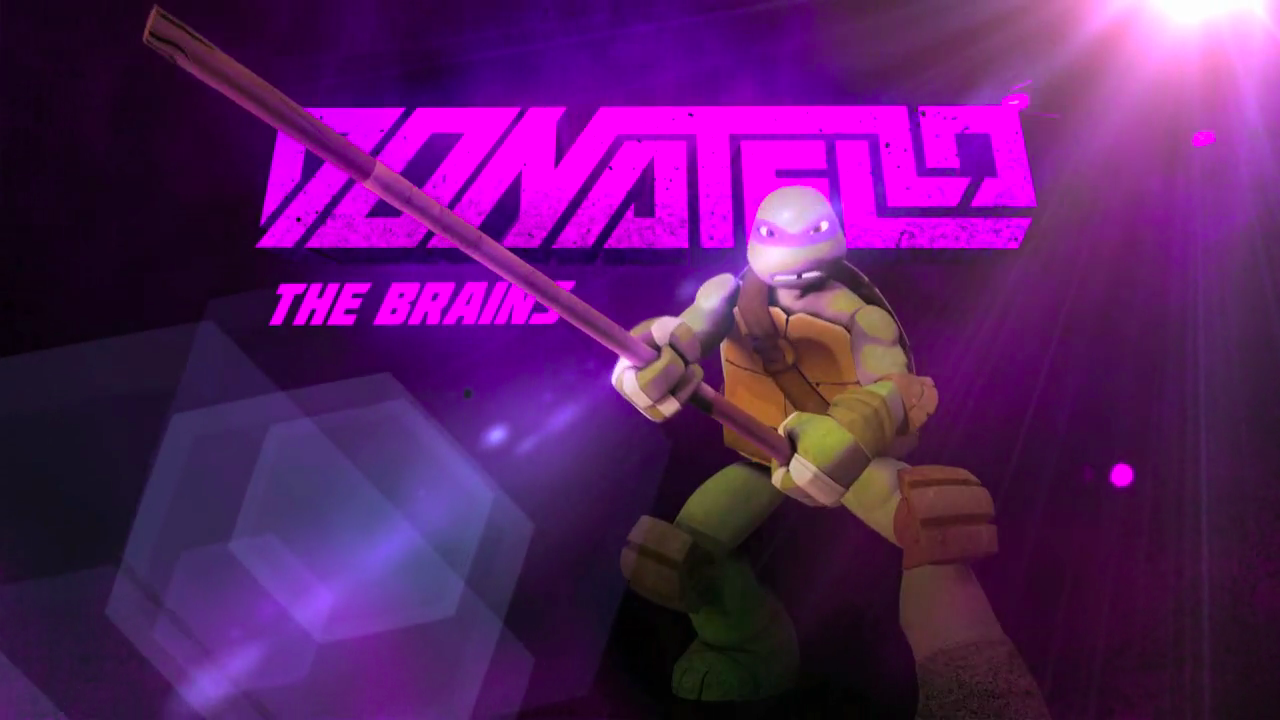 Donatello: The Brains by Brandatello on DeviantArt