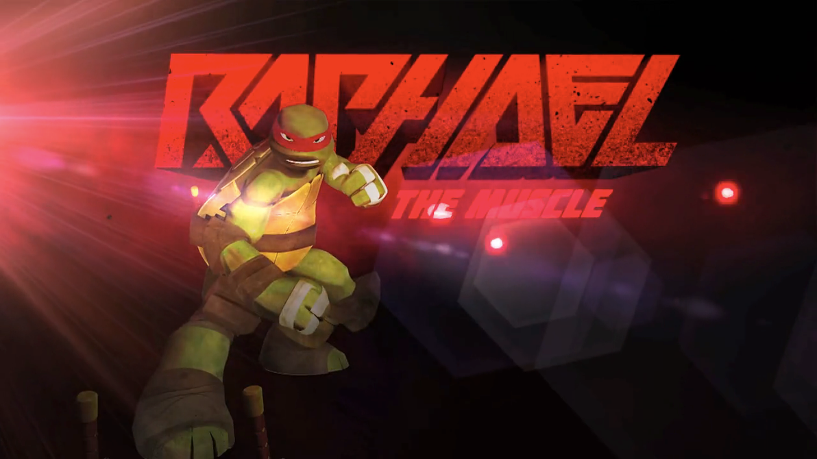 Raphael: The Muscle by Brandatello