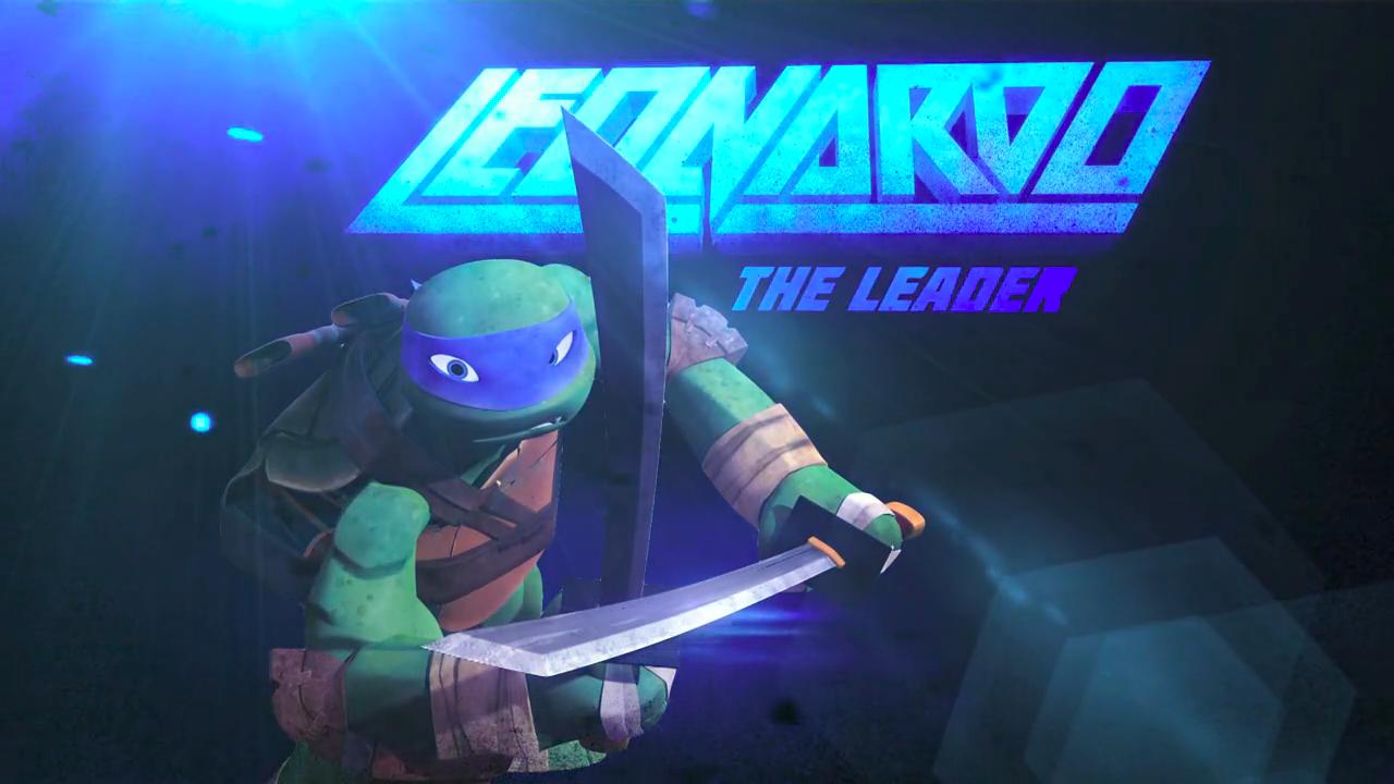 Leonardo The Leader By Brandatello On Deviantart
