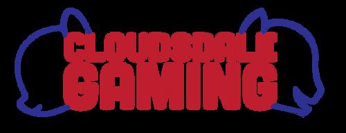 Cloudsdale Gaming Logo by Brandatello