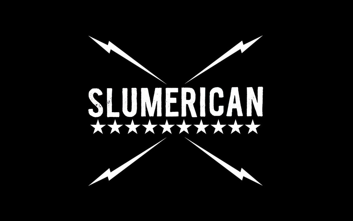 Slumerican Wallpaper by Brandatello