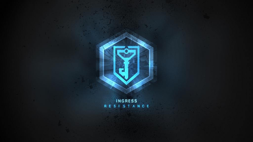 Ingress - Resistance 2 by Severn-Mw on DeviantArt