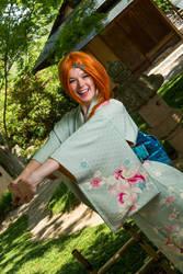 Orihime Kimono Adventures