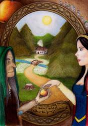 Mirror, mirror . . . by Alinnela