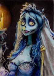 Corpse Bride by Alinnela