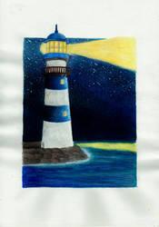 Lighthouse - night version