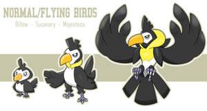 Normal/Flying Birds