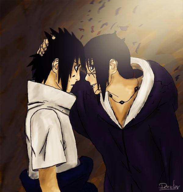 Sasuke and Itachi by Dander97