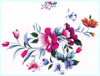 Pretty floral by Vefday