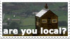 LOG -- Are You Local? Stamp by policegirl01