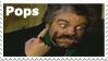 LOG - Pops Stamp by policegirl01