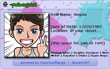 policegirl01's Profile Picture