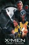 X-Men: First Class Movie Poster by policegirl01