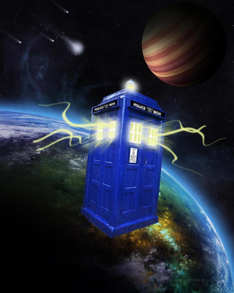 Doctor Who by policegirl01