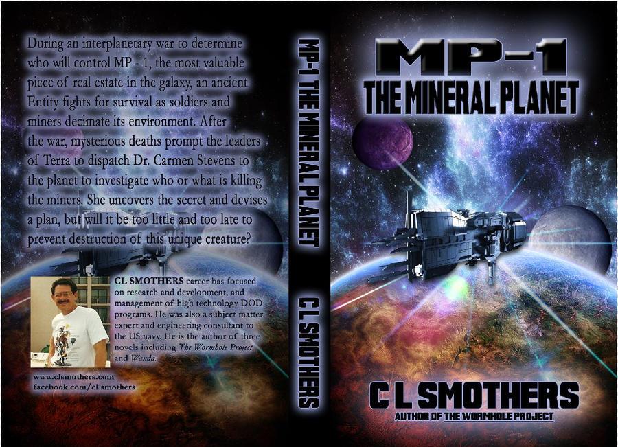 MP-1 -- Full Print Cover by policegirl01