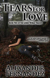 Tears for Love eBook Cover by policegirl01