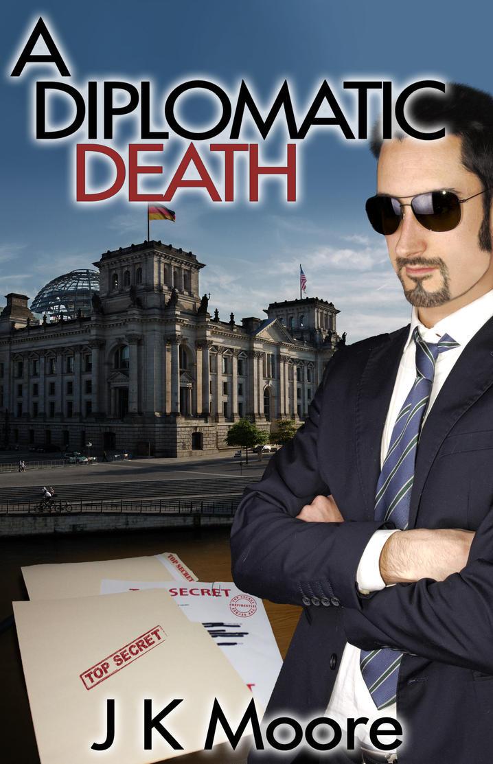 A Diplomatic Death - eBook Cover by policegirl01