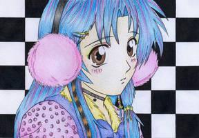 Prismatic Chidori Kaname by Miwa-Arashi