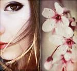 Your face shows lies... by Miwa-Arashi