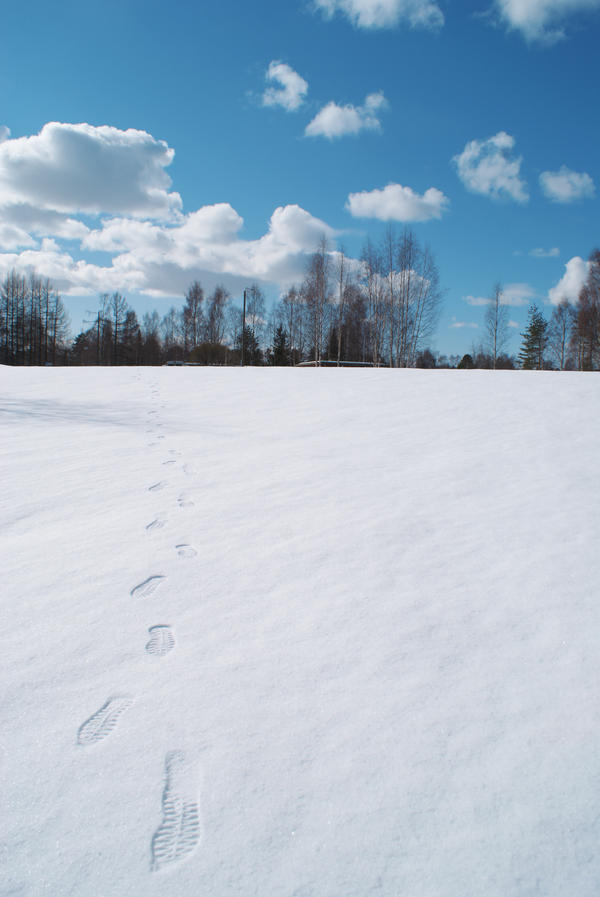 Wandering aimlessly by RustKnob