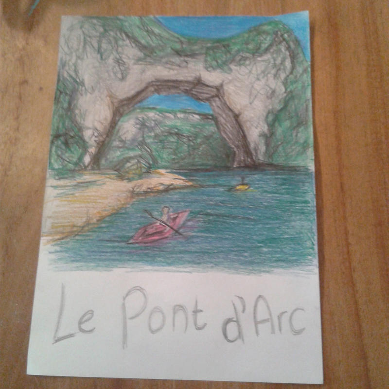Pont d'Arc by moor2012