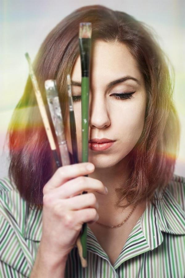 Painter 2 by Kate-Slusarenko