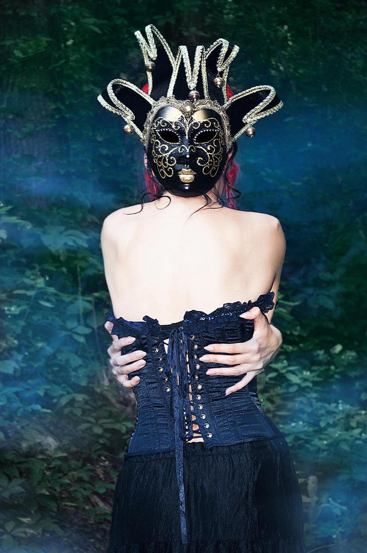 Mask 3 by Kate-Slusarenko