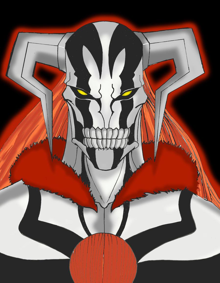 Ichigo Hollow Final form by Nenad87 on DeviantArt