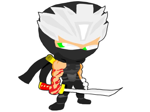how to draw the green ninja