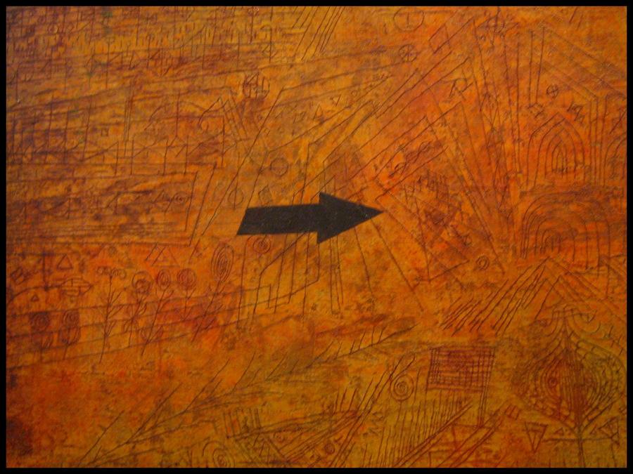 Pfeil Im Garten Paul Klee By Esteraz On Deviantart