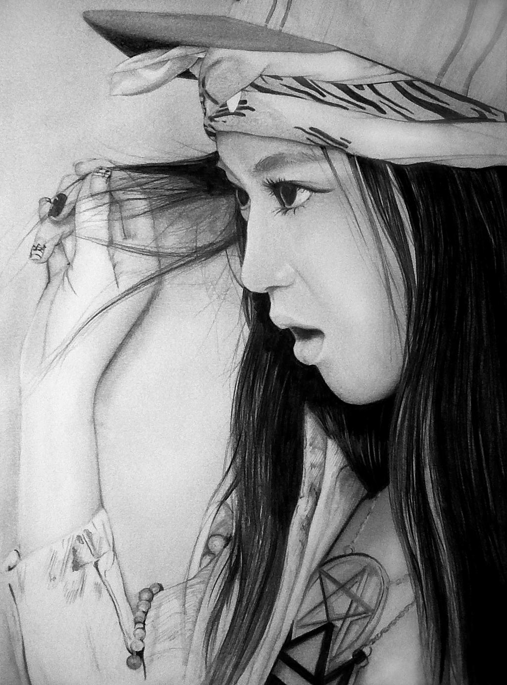 Yuri Kwon by belenbillth