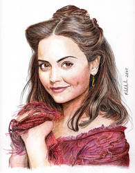 Clara Oswald from Doctor Who