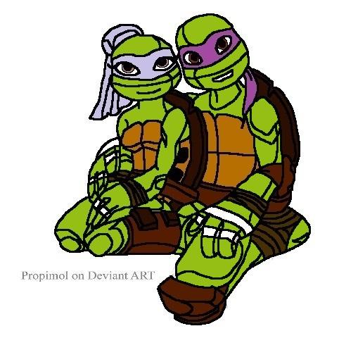 Donatello Tmnt Personality