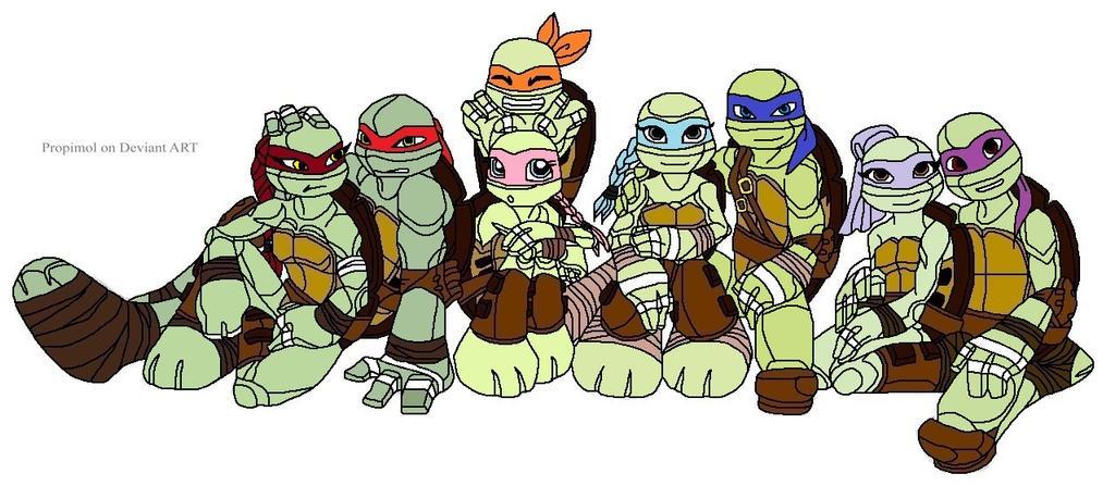Donatello Tmnt Age