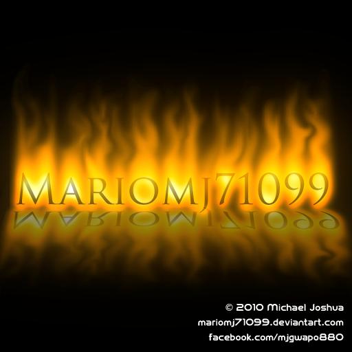 mariomj71099's Profile Picture
