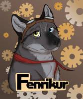 Badge for Fenrikur