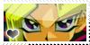 Yami Yugi stamp by nniikkiii