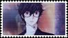 Hero - Persona 5 Stamp by Nikieu
